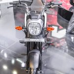Honda Navi Shasta White front at Auto Expo 2016