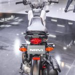 Honda Navi Shasta White rear at Auto Expo 2016