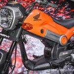 Honda Navi Sparky Orange at Auto Expo 2016