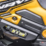 Honda Navi Street Concept bottle holder at Auto Expo 2016