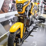 Honda Navi Street Concept front at Auto Expo 2016