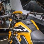 Honda Navi Street Concept handlebar at Auto Expo 2016