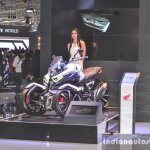 Honda Neowing Concept front three quarters right at Auto Expo 2016