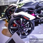Honda Neowing Concept front wheel at Auto Expo 2016