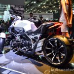 Honda Neowing Concept rear three quarters at Auto Expo 2016