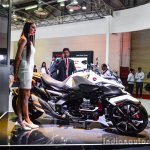 Honda Neowing Concept side profile at Auto Expo 2016