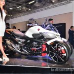Honda Neowing Concept side view at Auto Expo 2016