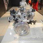 Hyundai 1.0L T-GDI Kappa flywheel at the Auto Expo 2016