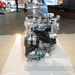 Hyundai 1.0L T-GDI Kappa intake manifold at the Auto Expo 2016