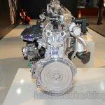 Hyundai 1.4L T-GDI Kappa combustion chamber at the Auto Expo 2016