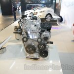 Hyundai 1.4L T-GDI Kappa engine belts at the Auto Expo 2016