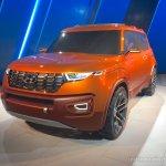 Hyundai Carlino front three quarter view at the Auto Expo 2016