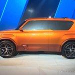 Hyundai Carlino side at the Auto Expo 2016