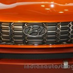 Hyundai Carlino:Hyundai HND-14 grille at Auto Expo 2016
