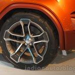 Hyundai Carlino:Hyundai HND-14 wheel at Auto Expo 2016