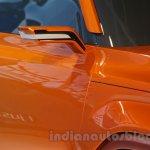 Hyundai Carlino:Hyundai HND-14 wing mirror at Auto Expo 2016