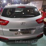 Hyundai Creta rear at Auto Expo 2016
