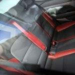 Hyundai Elantra Sport rear seats snapped testing in Korea