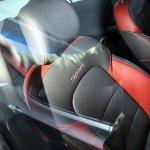 Hyundai Elantra Sport seats snapped testing in Korea