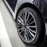 Hyundai Elantra Sport wheel snapped testing in Korea