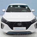 Hyundai Ioniq Plug-in at Geneva Motor Show 2016