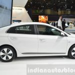 Hyundai Ioniq Plug-in side at Geneva Motor Show 2016