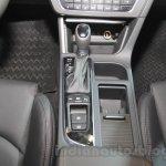 Hyundai Sonata PHEV drive selector at Auto Expo 2016