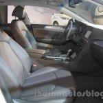 Hyundai Sonata PHEV front seats at Auto Expo 2016
