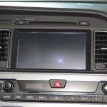 Hyundai Sonata PHEV infotainment system at Auto Expo 2016