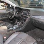 Hyundai Sonata PHEV interior at Auto Expo 2016
