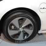 Hyundai Sonata PHEV wheel at Auto Expo 2016