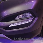 Hyundai Tucson foglight at Auto Expo 2016