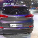 Hyundai Tucson rear at Auto Expo 2016