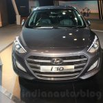 Hyundai i30 front at the Auto Expo 2016