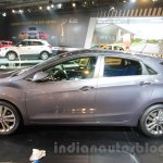 Hyundai i30 side at 2016 Auto Expo