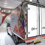 Isuzu D-Max Single Cab 4x2 rear three quarter at Auto Expo 2016