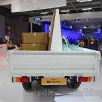 Isuzu D-Max Single Cab 4x4 rear at Auto Expo 2016