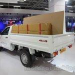 Isuzu D-Max Single Cab 4x4 rear three quarter left at Auto Expo 2016