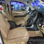 Isuzu D-Max V-Cross cockpit at Auto Expo 2016