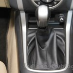Isuzu D-Max V-Cross gear lever at Auto Expo 2016