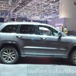Jeep Grand Cherokee 75th Anniversary edition side at the 2016 Geneva Motor Show