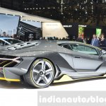 Lamborghini Centenario LP770-4 at the 2016 Geneva Motor Show Live