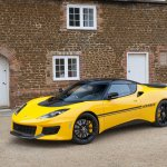 Lotus Evora Sport 410 press shot
