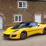 Lotus Evora Sport 410 press shot