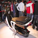Mahindra GenZe rear three quarters left at Auto Expo 2016