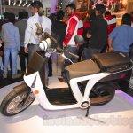 Mahindra GenZe side at Auto Expo 2016
