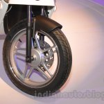 Mahindra GenZe wheel at Auto Expo 2016