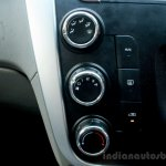 Mahindra KUV100 1.2 Diesel (D75) HVAC controls Full Drive Review