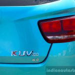 Mahindra KUV100 1.2 Diesel (D75) badge Full Drive Review