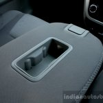 Mahindra KUV100 1.2 Diesel (D75) cupholders Full Drive Review